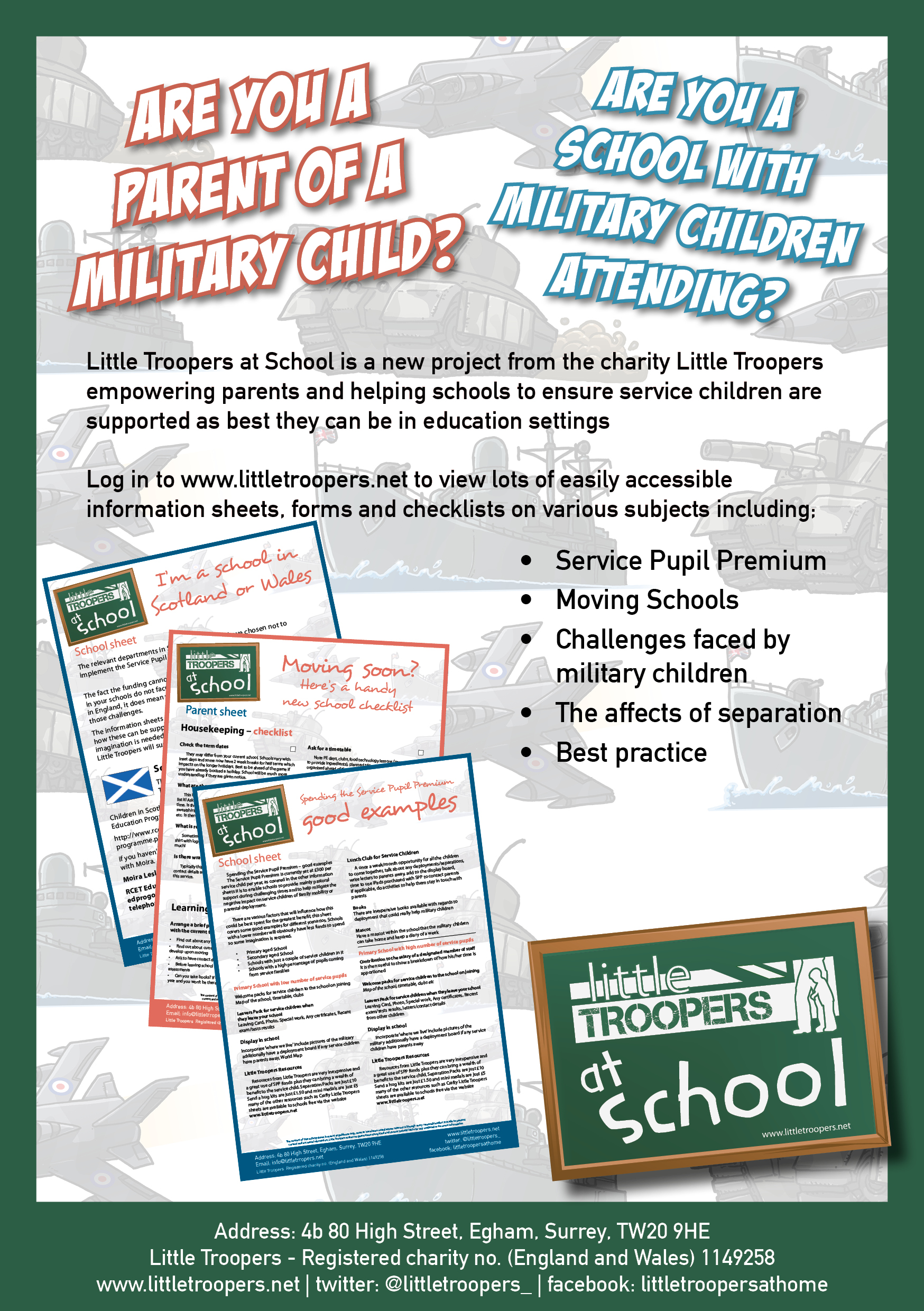 little troopers at school kelsi org uk a printable flyer is available here jpg 2 1 mb