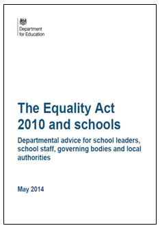 Equality Outcomes and Mainstreaming Report 2015